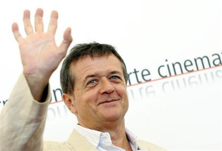 French director Patrice Chereau attends a photocall in Venice.