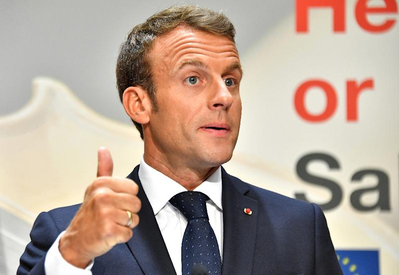 The popularity of French President Emmanuel Macron has hit its lowest level since the start of his term, according to a major tracker poll published on Sunday, with just 29 percent of respondents satisfied with his leadership