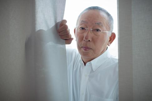 Tadashi Yanai, chairman and chief executive officer of Fast Retailing Co. Photo: Bloomberg