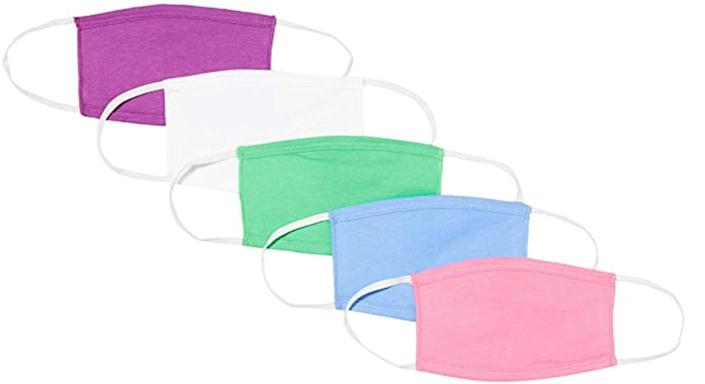Oscar Apparels Kids Reusable Face Mask