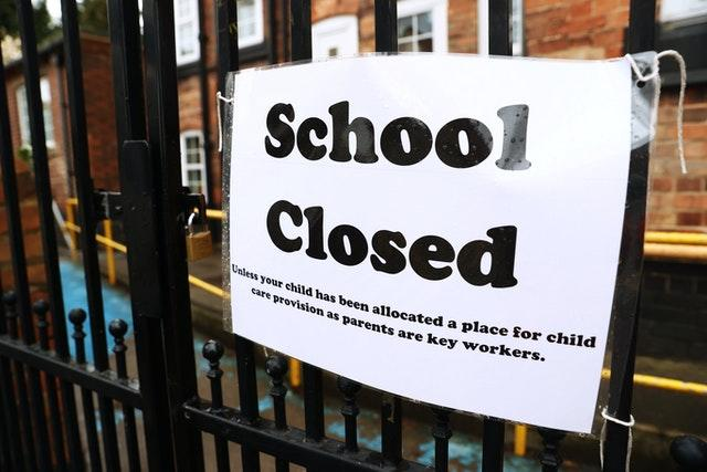 Schools across England will reopen in phases, says education secretary