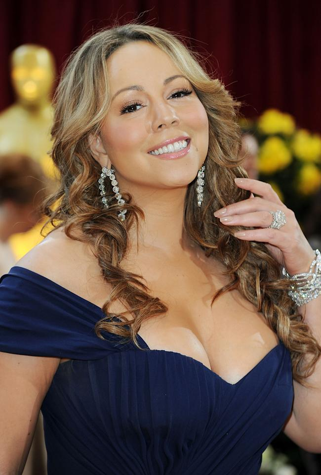 "Mariah Carey: ""Mimi"" When Mariah was about to release her Emancipation of Mimi album, after separating from Tommy Motolla, she suggested that this previously little-known nickname represented a previously hidden secret identity. """"Mimi is a very personal nickname only used by those closest to me... just one of those little things that I've kept for myself in an attempt to have some delineation between a public persona and a private life,"" she said. ""I am letting my guard down and inviting my fans to be that much closer to me… Most importantly, I am celebrating the fact that I've grown into a person and artist who no longer feels imprisoned by my insecurities or compelled to try and live up to someone else's vision of 'Mariah Carey.'"" Occasionally, detractors who think the diva is a little big for her britches write it out as ""Me-Me."""