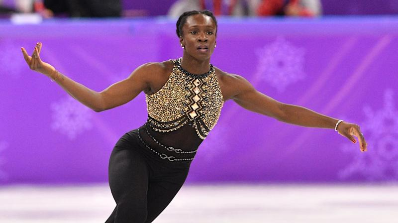 The Best Costumes Of The Olympic Women's Figure Skating Competition, Ranked