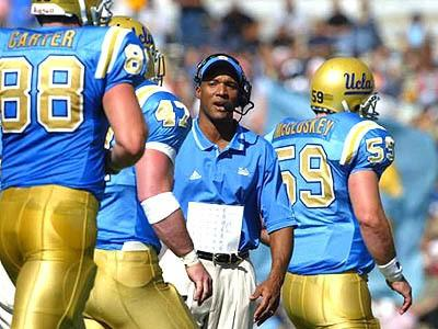 Karl Dorrell coached at UCLA from 2003-2007.