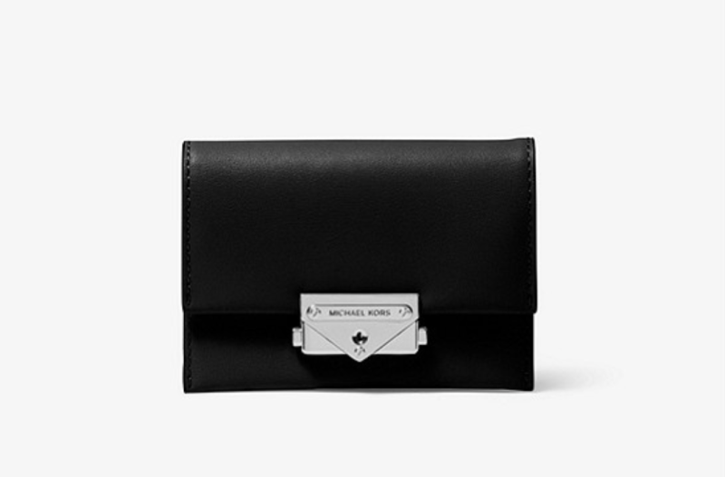 Cece Small Leather Card Case. (PHOTO: Michael Kors)