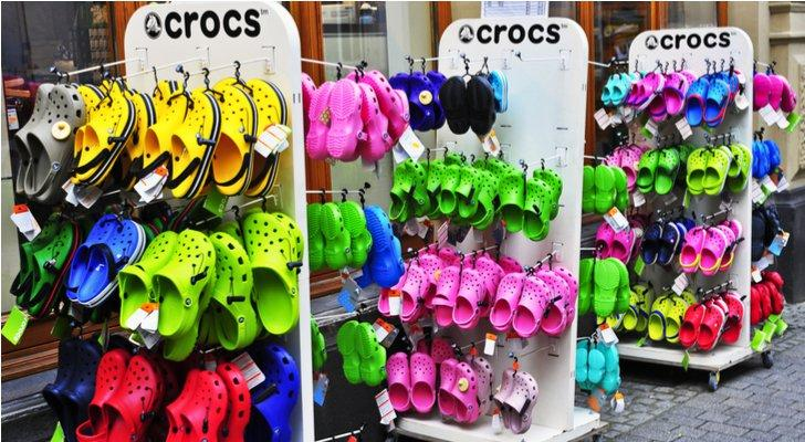 Crocs Earnings: CROX Stock Jumps on Strong Q1 Results