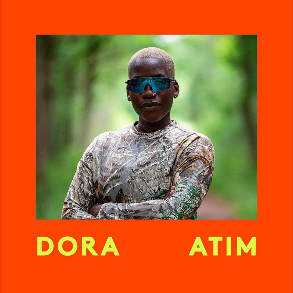 "<strong>Dora Atim <br>Founder of <a href=""https://www.instagram.com/ultrablackrunning/?hl=en"" rel=""nofollow noopener"" target=""_blank"" data-ylk=""slk:Ultra Black Running"" class=""link rapid-noclick-resp"">Ultra Black Running</a></strong><br><br>""I have been challenging the fitness industry to represent more Black women and non-binary people. The industry needs much more representation and education on how to support marginalised communities.<br><br>""In the future, I want to see more people like me being represented and much more stories about what fitness means to people like me and what it can do for marginalised communities. <br><br>""While I feel that the <a href=""https://www.refinery29.com/en-gb/2019/05/231172/women-lgbtq-gyms"" rel=""nofollow noopener"" target=""_blank"" data-ylk=""slk:fitness industry lacks representation"" class=""link rapid-noclick-resp"">fitness industry lacks representation</a>, I want people to take it upon themselves to challenge themselves and create their own tables, instead of thriving to shake others. Everybody has a story and has the right to be sold and showcased! Fitness is for absolutely everybody. While I work in the running scene, I want to challenge people to try out running, not to get quick or run long. I want people to try it out and see the endless opportunities and confidence that comes with it."""