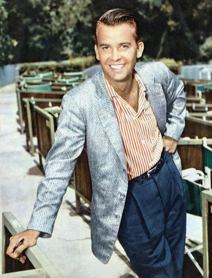 """<p class=""""MsoNormal"""">Dick Clark, who was nicknamed """"America's Oldest Teenager,"""" died on April 18 at the age of 82 after suffering a massive heart attack. A breakout star after being tapped to host """"American Bandstand,"""" an afternoon dance show for teenagers in the 1950s, he went on to form his own production company and put out popular shows, including """"TV's Bloopers and Practical Jokes"""" and """"The $25,000 Pyramid."""" In later years, he became known for his annual """"Dick Clark's New Year's Rockin' Eve"""" special, helping Americans countdown to midnight as the ball dropped in New York's Times Square.</p>"""