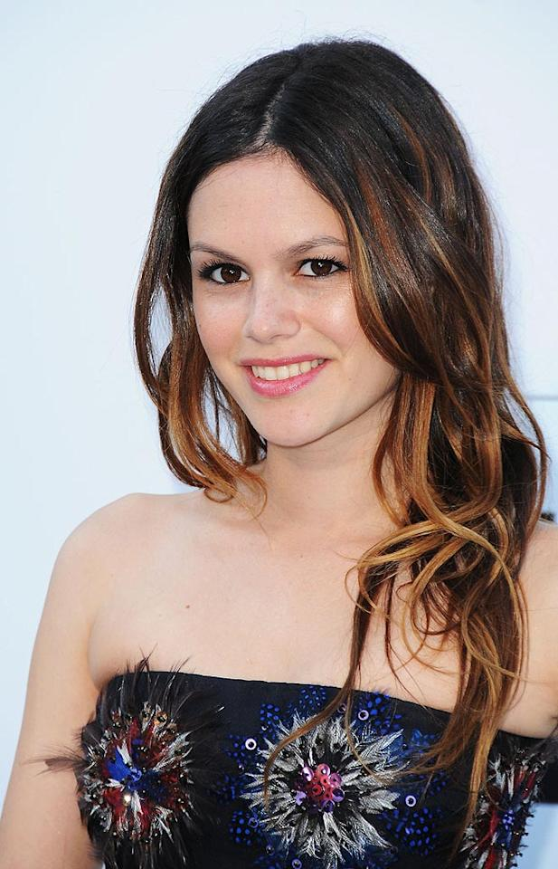 "Adorable starlet Rachel Bilson shows off her fresh, eclectic style with highlighted hair she lets hang loose. Francois Durand/<a href=""http://www.gettyimages.com/"" target=""new"">GettyImages.com</a> - May 20, 2010"