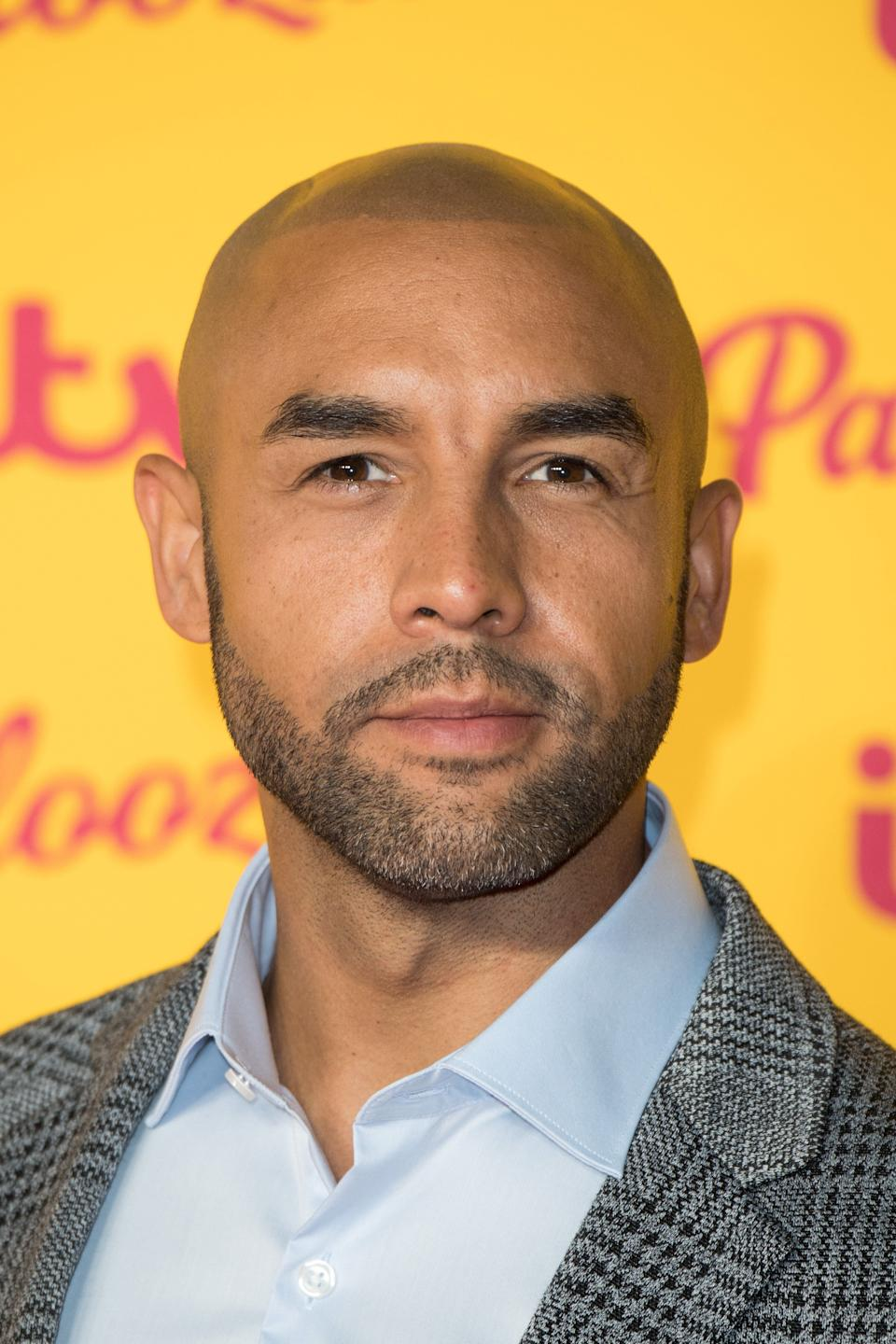 Alex Beresford pictured in 2018 (Photo: Jeff Spicer via Getty Images)