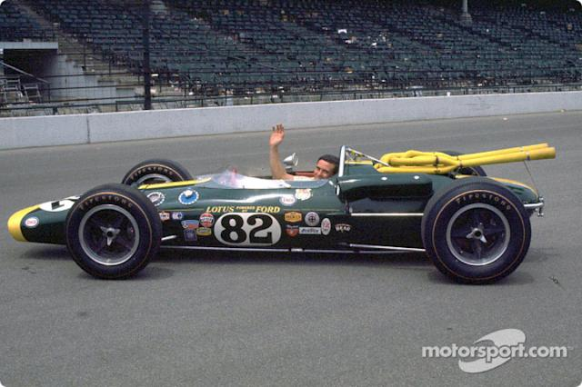 "1965: 10 gare - campione: Jim Clark <span class=""copyright"">Ford Motor Company</span>"