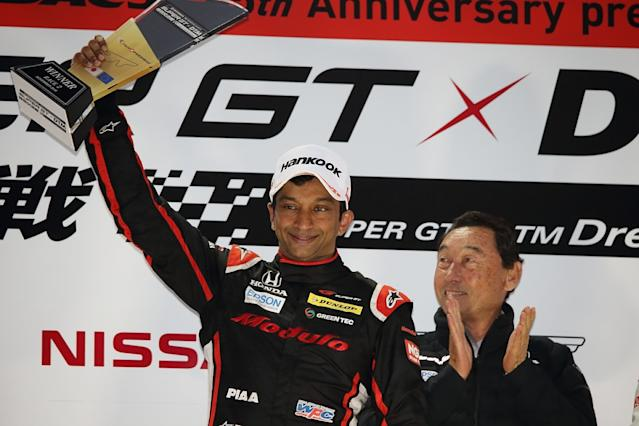 Karthikeyan quits Super GT after one season