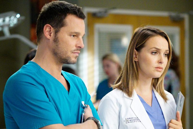 Dr. Alex Karev and Dr. Jo Wilson | Jennifer Clasen/ABC