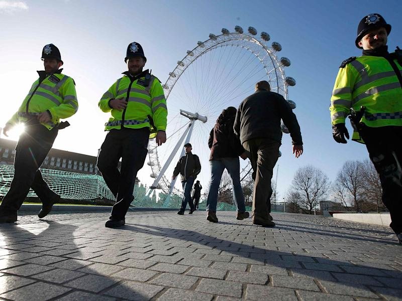 The technology is used to decide where officers patrol, preventing crimes that might otherwise tkae place: Reuters