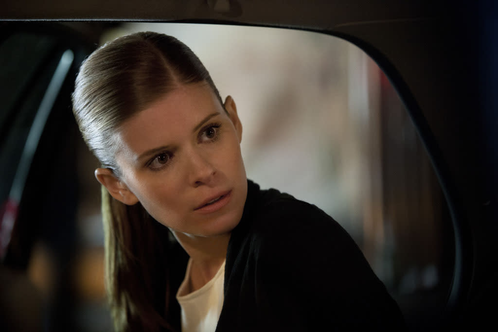 """Kate Mara in the """"House of Cards"""" Season 1 episode, """"Chapter 1."""""""