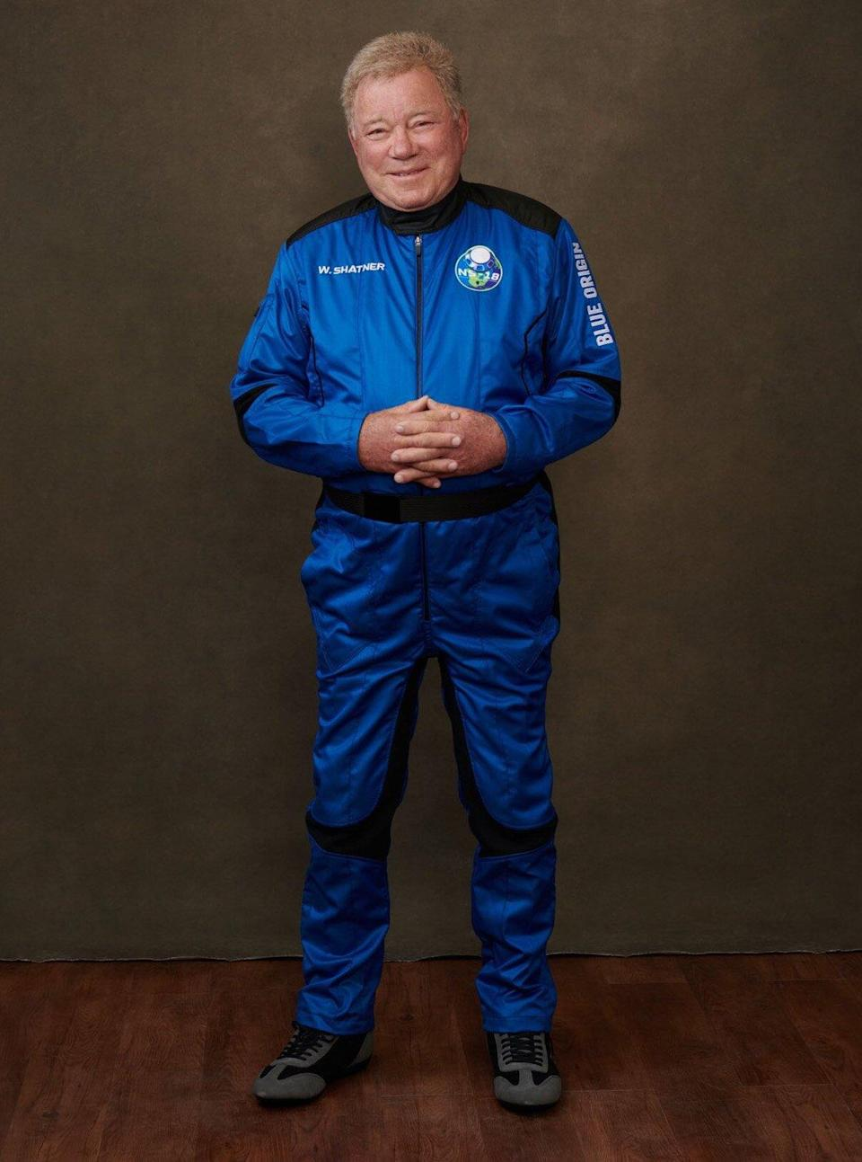 William Shatner's Family Tried Talking Him Out of Space Flight — But He ...