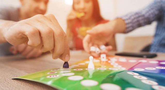 Staying indoors can be fun especially when you have a couple of board games to hand. (Getty Images)