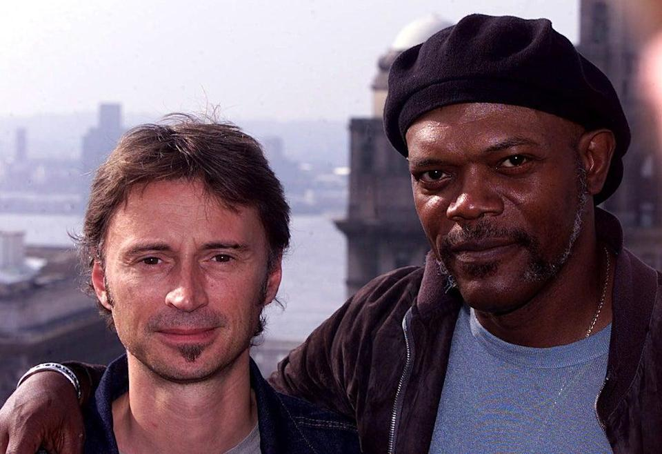 Actors Robert Carlyle and Samuel L Jackson filmed The 51st State in Liverpool (PA) (PA Archive)