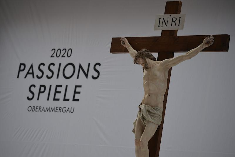 The first Oberammergau Passion play was performed in 1634, and productions can run more than five hours.
