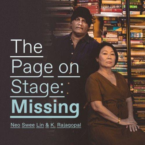 """""""Missing"""" is one of the theatre shows to be held at URBN.SENI."""
