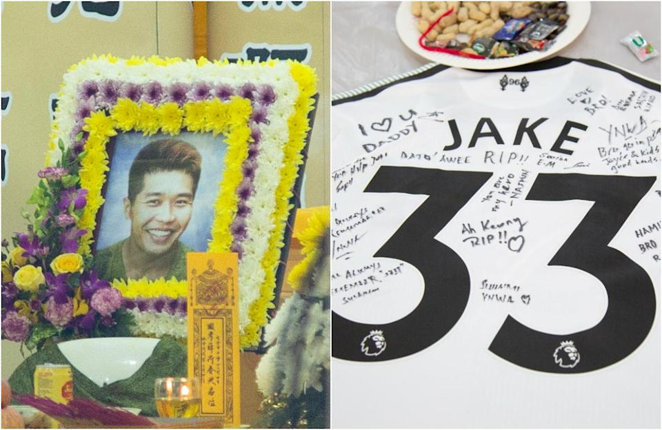 (The body of freelance commercial diver <span>Jake Seet Choon Heng, 33, was found on 7 May, 2018. </span>PHOTOS: Yahoo News Singapore)
