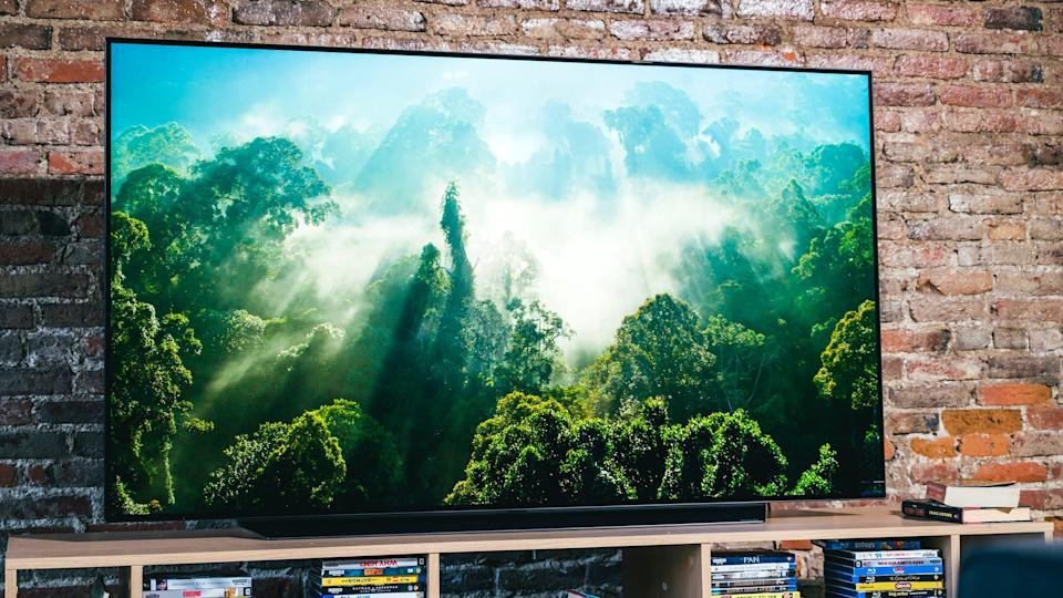 Best tech gifts 2021: 55-inch LG CX OLED TV