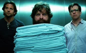 'The Hangover Part III' Review: Thank God for Peculiar, Perverse - and Outrageously Funny - Galifianakis