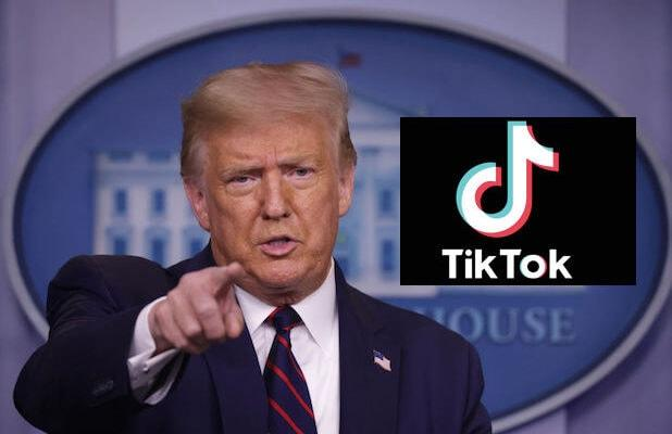Trump: TikTok Deal Won't Be Approved If Chinese Parent Company Retains Control