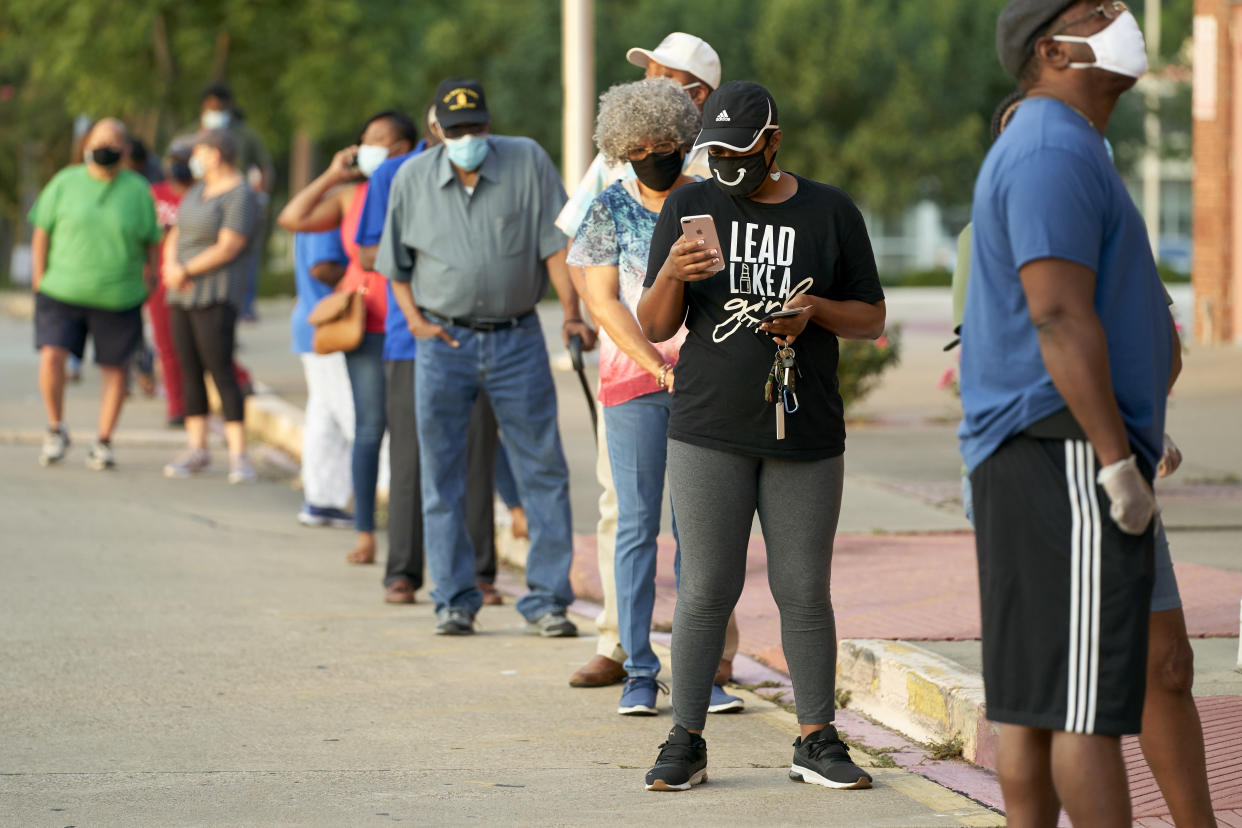 Texas becomes latest battle in GOP's push for stricter voting laws. Here are the others.