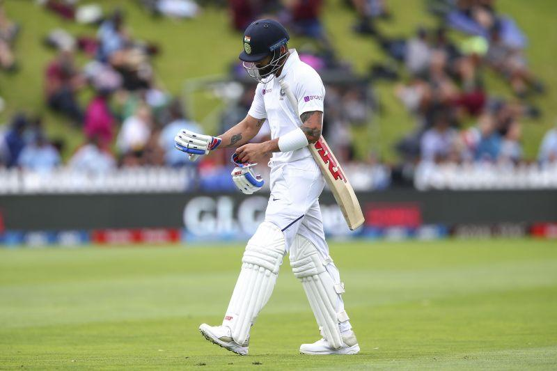 Virat Kohli fell early to an in-form