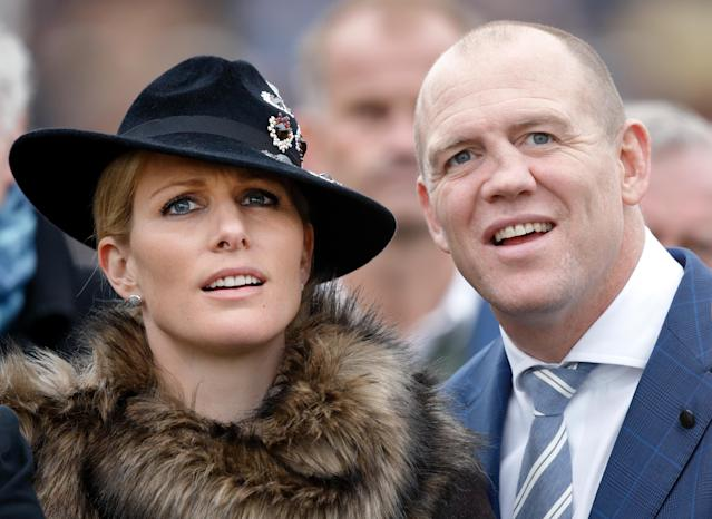 The royal, pictured with husband Mike Tindall, had two miscarriages before welcoming daughter Lena this summer. (Photo: Max Mumby/Indigo/Getty Images)
