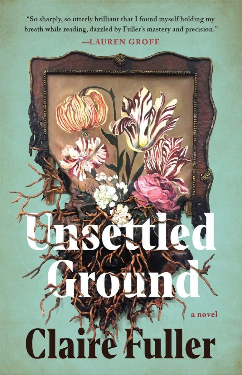 <p><span><strong>Unsettled Ground</strong></span> by Claire Fuller is a story of family secrets and resiliency set against the backdrop of the English countryside. Twins Jeanie and Julius have lived alone with their mother, Dot, for 51 years. Together, the trio create a safe haven for themselves far removed from the rest of the world, but when Dot dies, reality comes crashing in and forces them to confront their mother's secrets as they search for somewhere to call home. </p> <p><em>Out May 18</em></p>