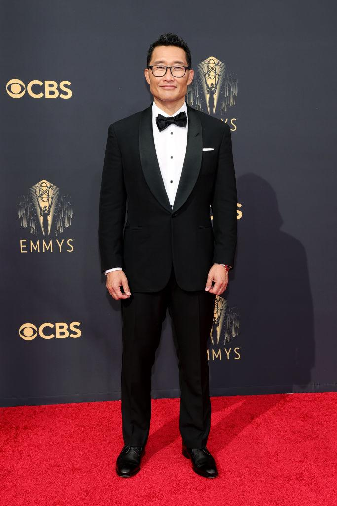 Daniel Dae Kim attends the 73rd Primetime Emmy Awards on Sept. 19 at L.A. LIVE in Los Angeles. (Photo: Rich Fury/Getty Images)
