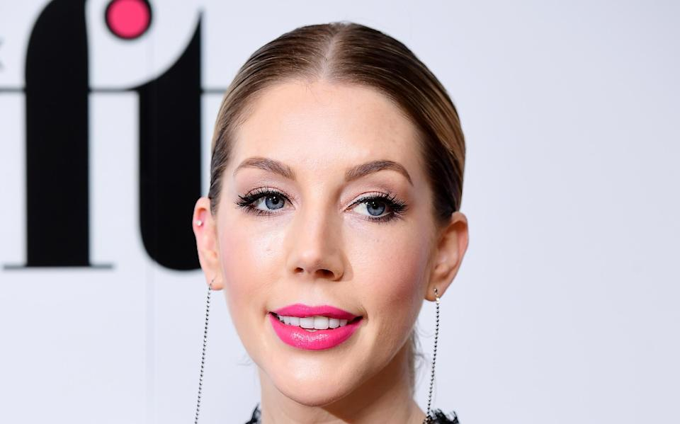 Katherine Ryan attending the Women in Film and TV Awards 2018, held at the Hilton in London.