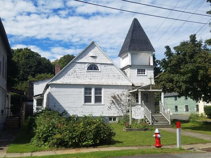 The Clinton A.M.E. Zion Church is the first black church in W.E.B. Du Bois's hometown of Great Barrington, Massachusetts. It received a $75,000 grant from the Action Fund for restoration and transformation into an African American cultural heritage center celebrating the life of Du Bois.