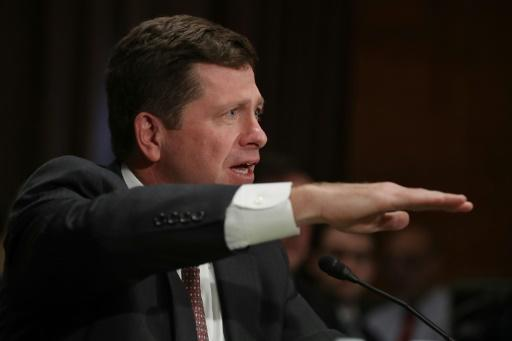 US Senate votes to confirm Jay Clayton as SEC chairman