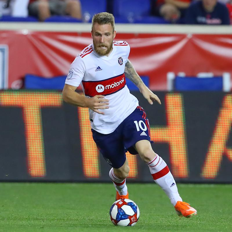 SOCCER: JUN 28 MLS - Chicago Fire at New York Red Bulls (Icon Sportswire / Icon Sportswire via Getty Images)
