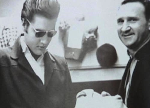 The Tailor Behind Elvis Presley's Signature '50s Style Dies in Memphis