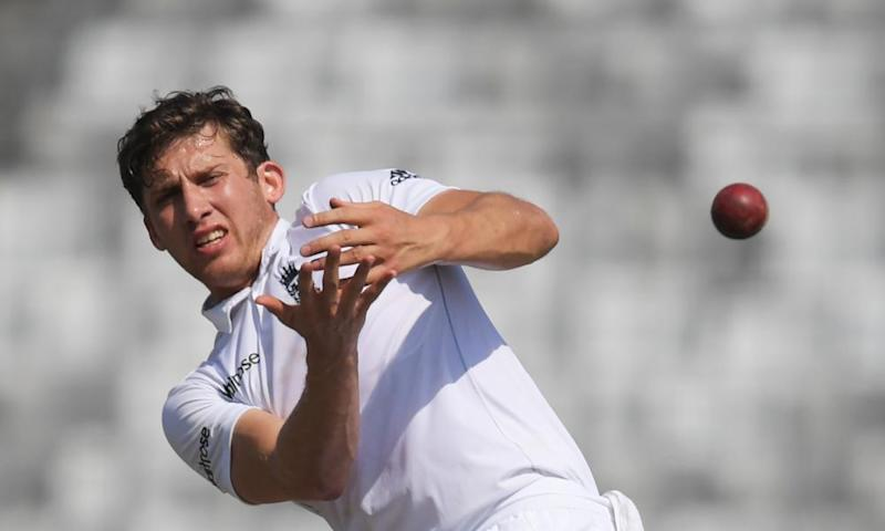 Zafar Ansari articulated with rare candour how his natural ability could not compare with so many of his peers on England's tour of Bangaldesh and India this winter.