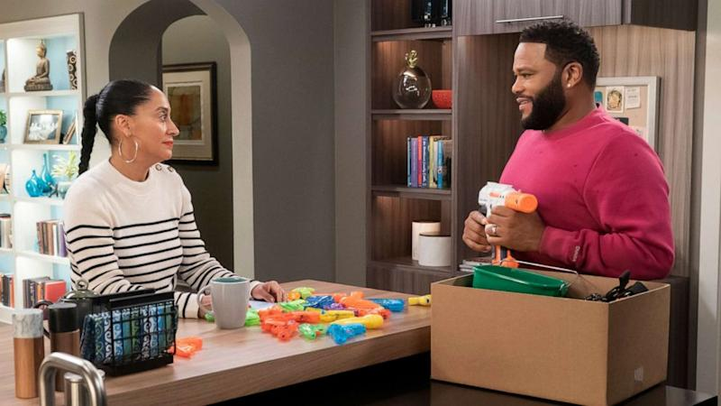 The powerful reason Tracee Ellis Ross refused to do gendered chores on 'Black-ish'