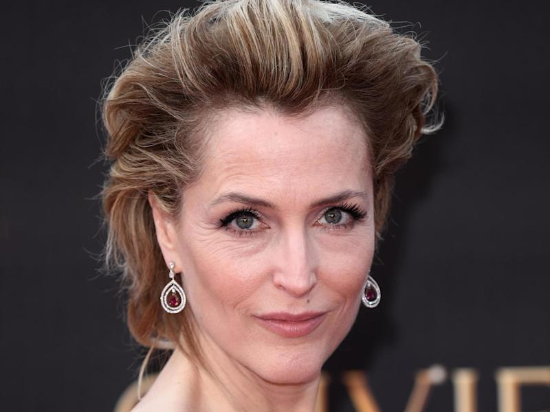 Gillian Anderson will play the British prime minister in the third season of Netflix's 'The Crown': Rex