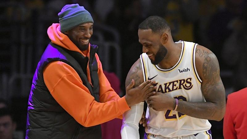 Kobe Bryant Congratulated LeBron James on Surpassing Him on NBA's All-Time Scoring List One Night Before Death