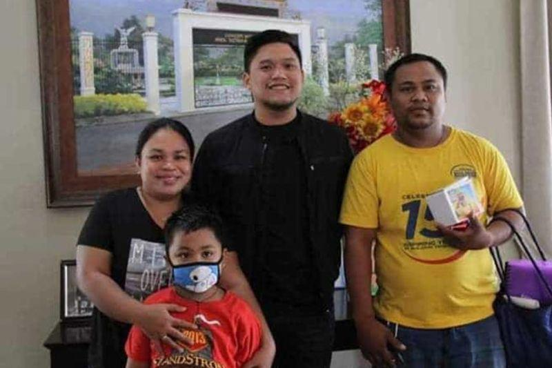 Talisay boy with cancer needs help
