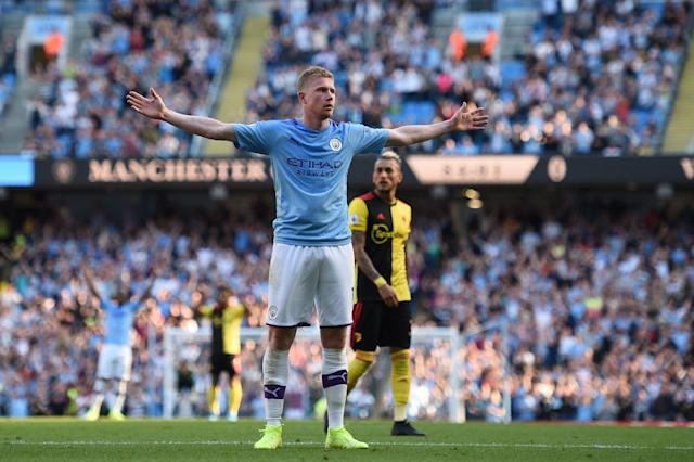 Kevin De Bruyne (Credit: Getty Images)