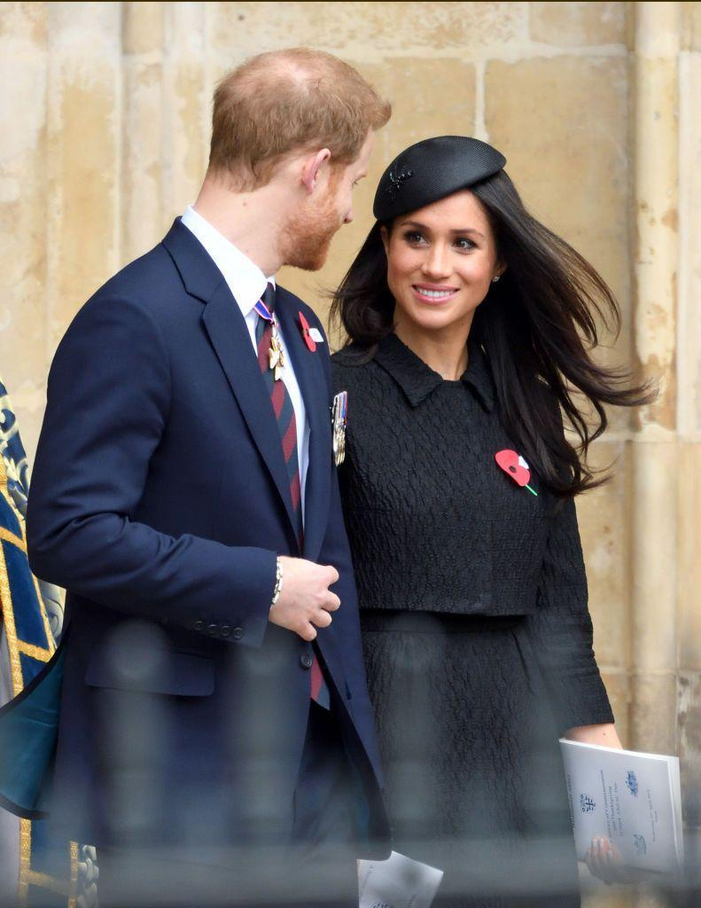 "<p><a href=""https://www.townandcountrymag.com/style/fashion-trends/g3272/meghan-markle-preppy-style/"" rel=""nofollow noopener"" target=""_blank"" data-ylk=""slk:See her outfit details here."" class=""link rapid-noclick-resp"">See her outfit details here.</a></p>"