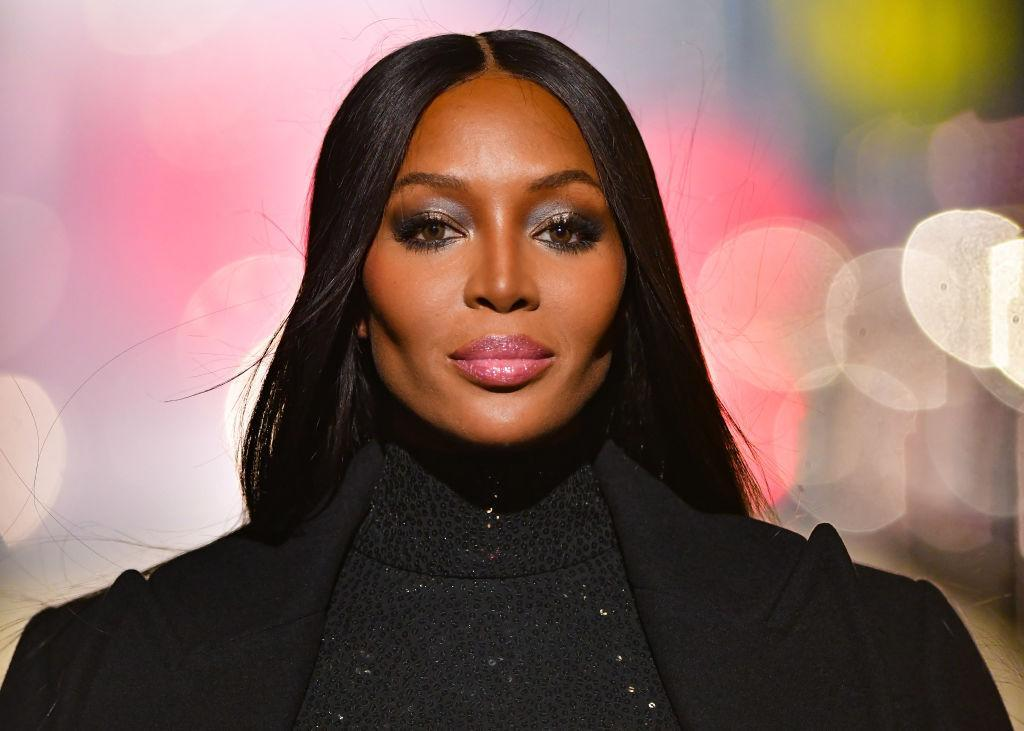Naomi Campbell has revealed she has become a mother at teh age of 50, pictured in April 2021. (Getty Images)