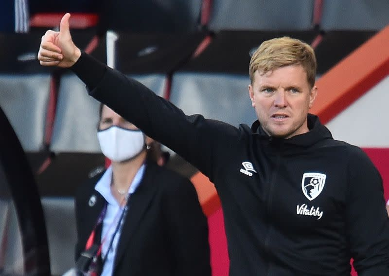 Bournemouth boss Howe believes result possible at City
