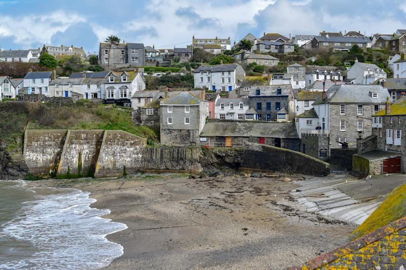 Port Isaac - getty