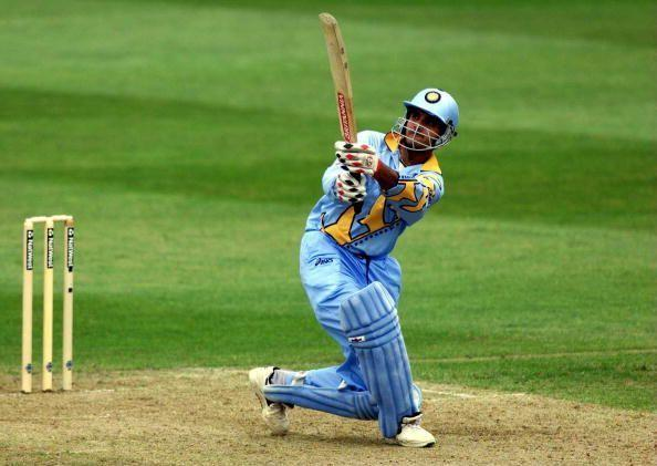 Sourav Ganguly's big hitting in the 1999 World Cup was a revelation.