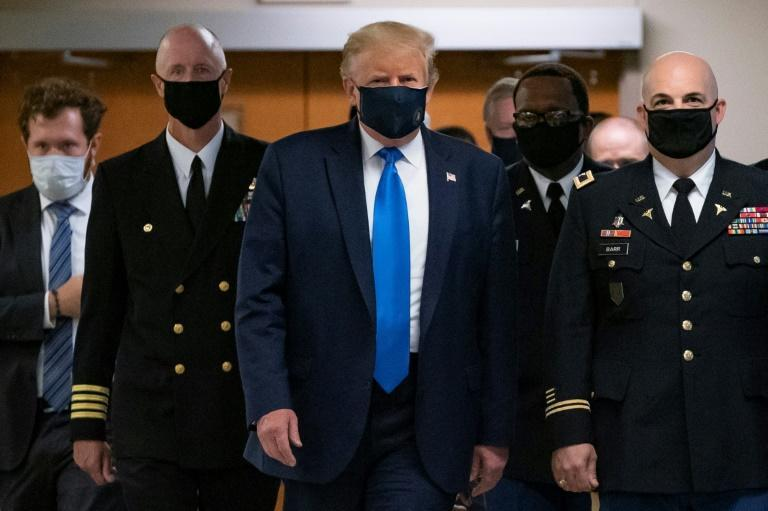 Mystery continues to hang over an impromptu visit by Trump, one weekend in November 2019, to the Walter Reed military hospital near Washington: had he suffered from a mini-stroke?
